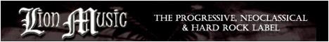 LION MUSIC - the progressive, neoclassical & hard rock label